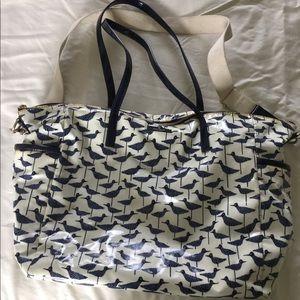 Kate Spade diaper bag/duffle bag